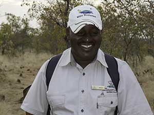 The Elephant Camp - Guide, Mkhulekelwa Ndlovu