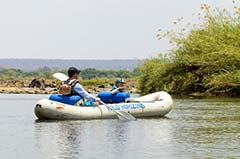 Wild Horizons Activities - Canoe Safari