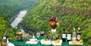 Things to do in Victoria Falls - Sundowners at the gorge