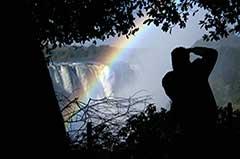 Wild Horizons Tour of Victoria Falls, Zimbabwe