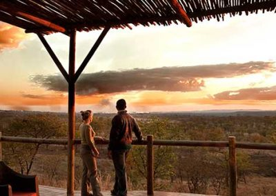 The Elephant Camp accommodation - Eco friendly solar power