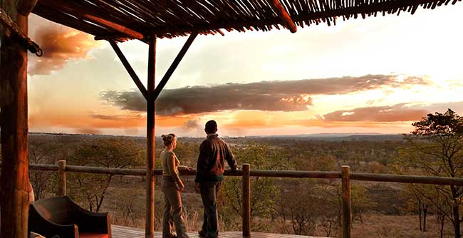 Things to do Sundowners at the Batoka Gorge