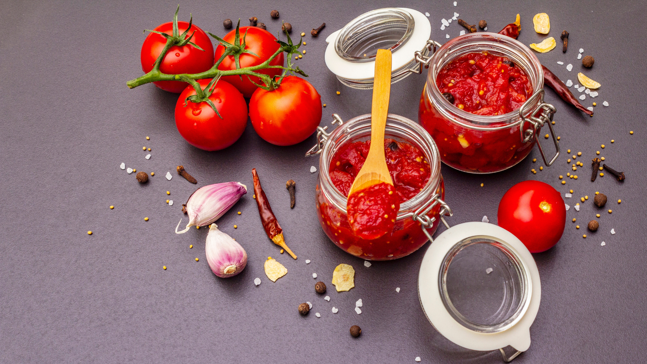tomato ginger relish jam recipe
